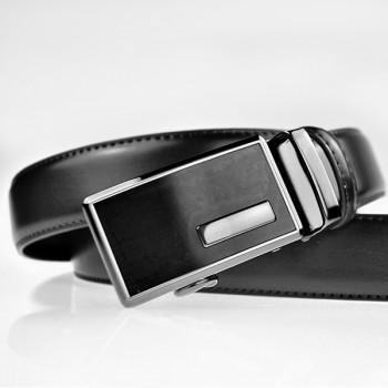 Pánský automaticky kožený pásek (P97)