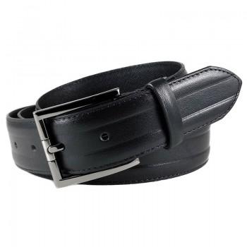 Značkový pánský kožený pásek Hoffebelts (P210)