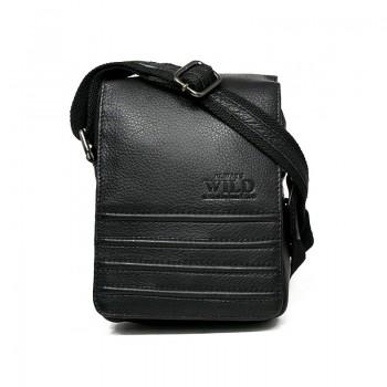 Pánská kožená taška crossbody (KT13)