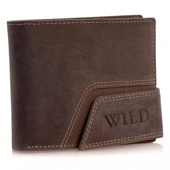 Pánská kožená peněženka (PPN26)