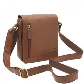 Značková kožená taška (KT39)