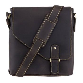 Značková kožená taška (KT44)