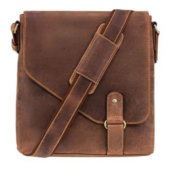 Značková kožená taška (KT45)