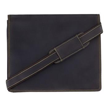 Značková kožená taška (KT46)