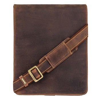 Značková kožená taška (KT49)