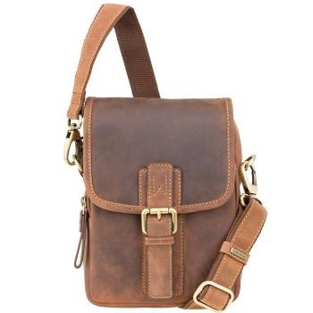 Značková kožená taška (KT51)