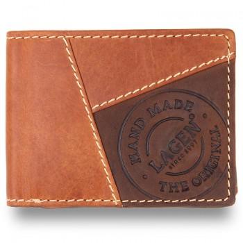 Pánská kožená peněženka (PPN177)