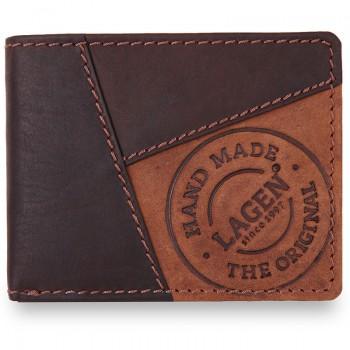 Pánská kožená peněženka (PPN178)