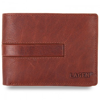 Pánská kožená peněženka (PPN180)