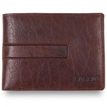 Pánská kožená peněženka (PPN181)