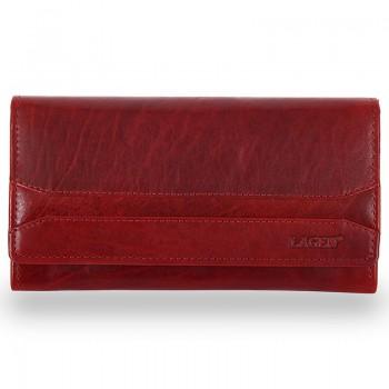 Dámská kožená peněženka (KDP166)