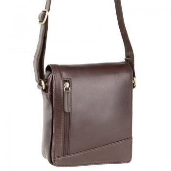 Značková kožená taška (KT67)