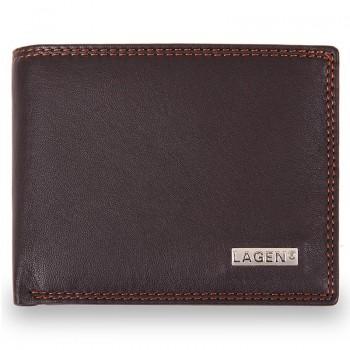 Pánská kožená peněženka (PPN187)
