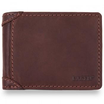 Značková pánská kožená peněženka (PPN193)