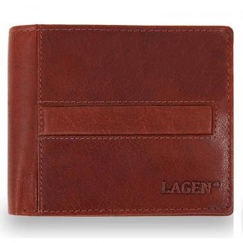 Pánská kožená peněženka (PPN182)