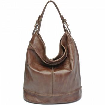 Luxusní kožená kabelka (K74)