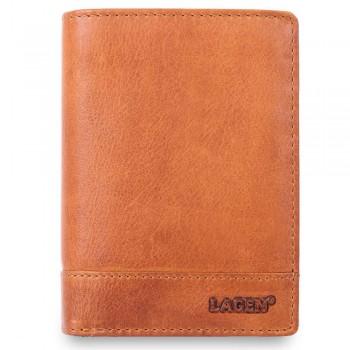 Pánská kožená peněženka (PPN195)