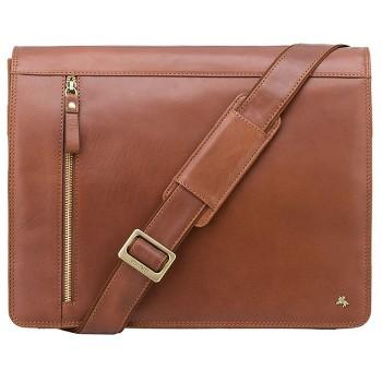 Značková kožená taška (KT78)