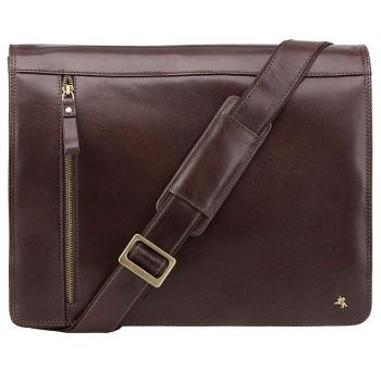 Značková kožená taška (KT79)