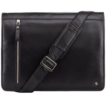 Značková kožená taška (KT80)