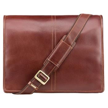 Značková kožená taška (KT84)