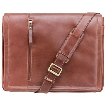 Značková kožená taška (KT85)
