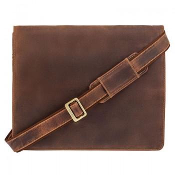Značková kožená taška (KT87)