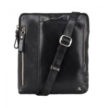 Značková kožená taška (KT93)