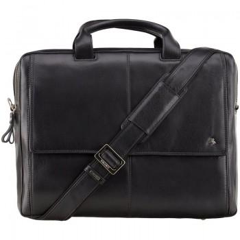 Značková kožená taška (KT96)