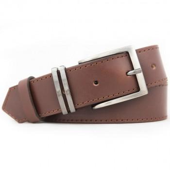 Pánský kožený pásek (P123)
