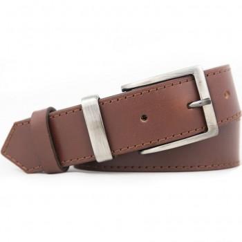 Pánský kožený pásek (P124)