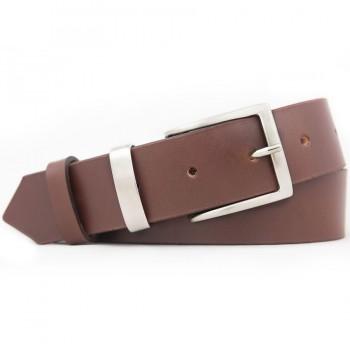 Pánský kožený pásek (P125)