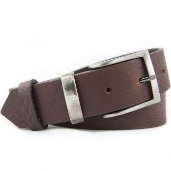 Pánský kožený pásek (P126)