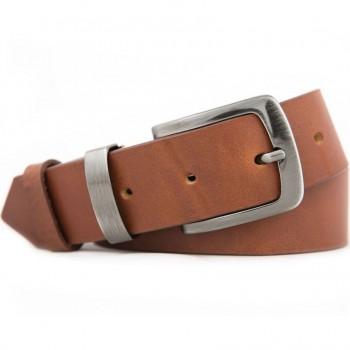 Pánský kožený pásek (P130)