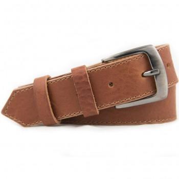 Pánský kožený pásek (P131)