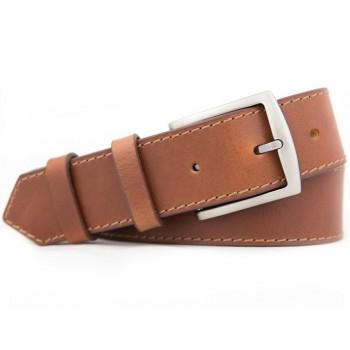 Pánský kožený pásek (P133)